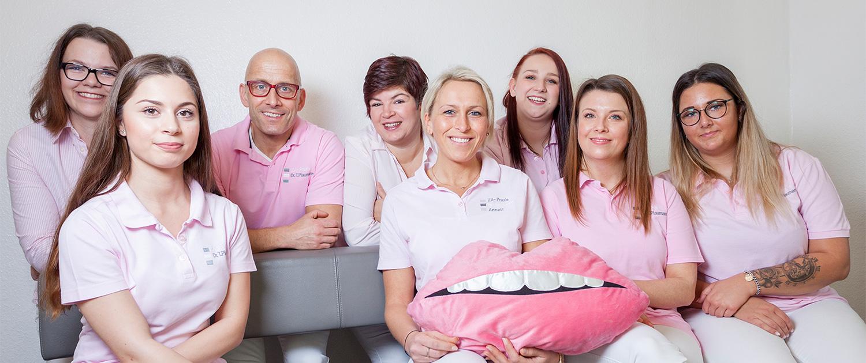 Team Zahnarztpraxis